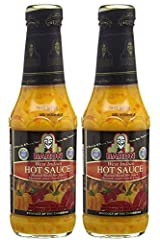 A way of life, A range of tastes, traditional flavors Use on hot dogs, hamburgers, fish meat and poultry Contains Scotch Bonnet Peppers, Vinegar, Salt, Mustard, Onion, Garlic 2 pack Product of St Lucia