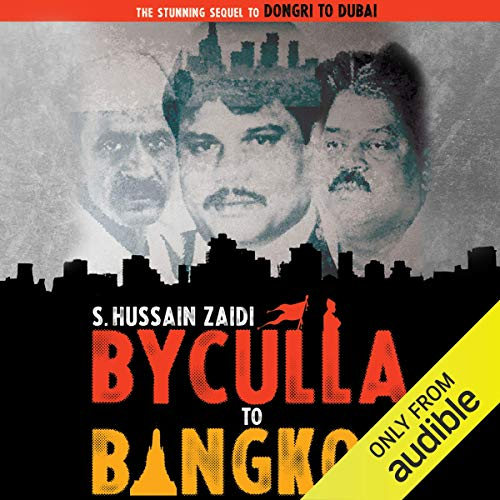 Byculla to Bangkok (Marathi Edition) audiobook cover art