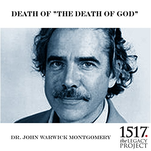 "Death of ""The Death of God"" audiobook cover art"