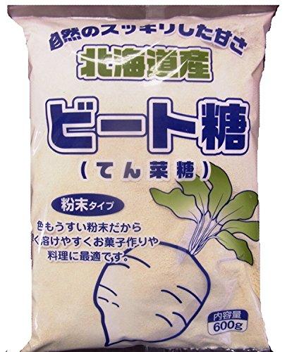 ポット印 ポット印ビート糖(粉末タイプ) 600g