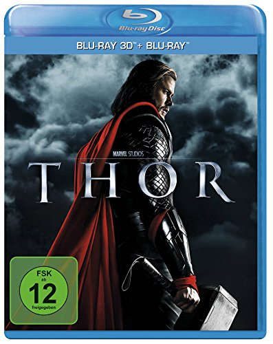 Thor (+ BR) [3D Blu-ray]