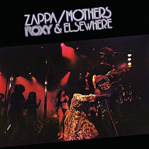 Zappa Frank & The Mothers Of Invention - Roxy & ElsewhereVinyl [LP] [Vinyl LP]