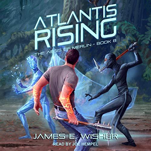 Atlantis Rising Titelbild