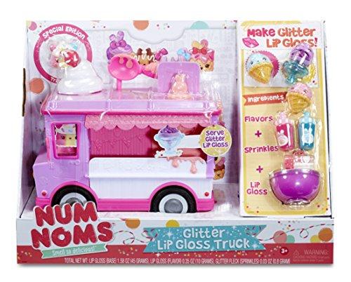 Splash Toys–Num Namen Glitter Lip Gloss Truck LKW glänzend A,, 30394