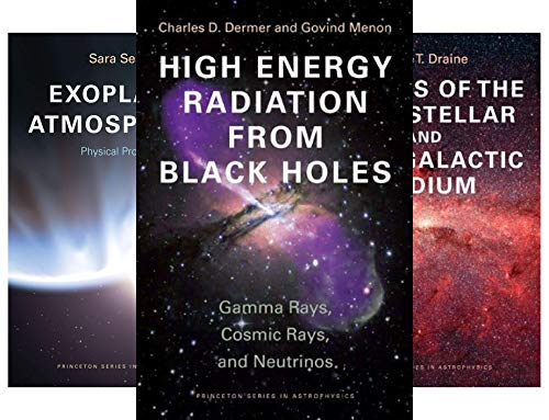 Princeton Series in Astrophysics (17 Book Series)