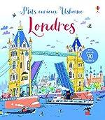Londres - P'tits curieux Usborne de Jonathan Melmoth