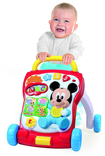 Disney Baby - Andador de actividades para bebé Mickey