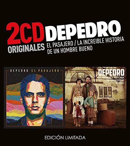 Depedro -El Pasajero / La Increible Historia De Un Hombre Bueno (2 CD)