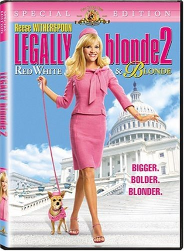 Legally Blonde 2 - Red, White &…