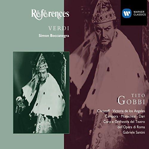 Gabriele Santini/Tito Gobbi/Boris Christoff