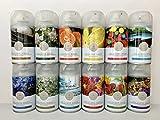 12x 250ml MIX Beauty Farm Scents passend für Air Wick Airwick Freshmatic