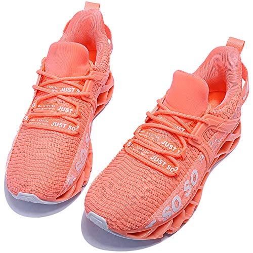 JointlyCreating Women's Lightweight Walking Shoes Tennis Athletic Comfortable Workout Sneakers