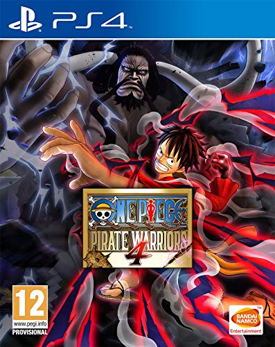 Games - One piece - Pirate warriors 4 (1 GAMES)