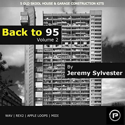 Back to 95 Vol. 2 - Deep House, UK Garage, Classic House Sounds | Download