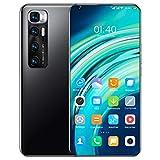 Smartphones SSS@ Teléfonos celulares desbloqueados M10 Ultra, 7.2 Pulgadas HD + 1200 * 2640 Pantalla con batería de...
