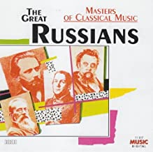Masters of Classical Music: Great Russians