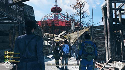 Bethesda(ベセスダ・ソフトワークス)『Fallout76』