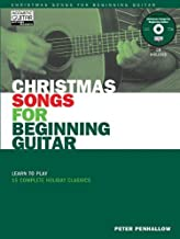 Christmas Songs for Beginning Guitar Book/Downloadable Audio (String Letter Publishing) (Acoustic Guitar) (Acoustic Guitar Magazine's Private Lessons) (2001-08-01)
