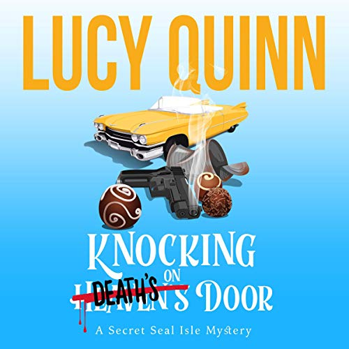 Knocking on Death's Door audiobook cover art