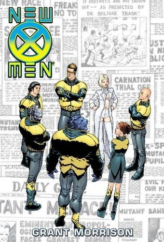 New X-men Omnibus