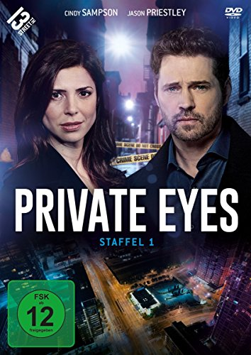 Private Eyes - Staffel 1 (3 DVDs)