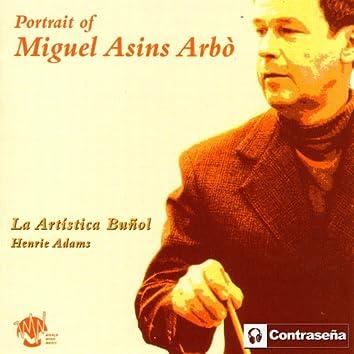 Portrait Of Miguel Asins Arbò