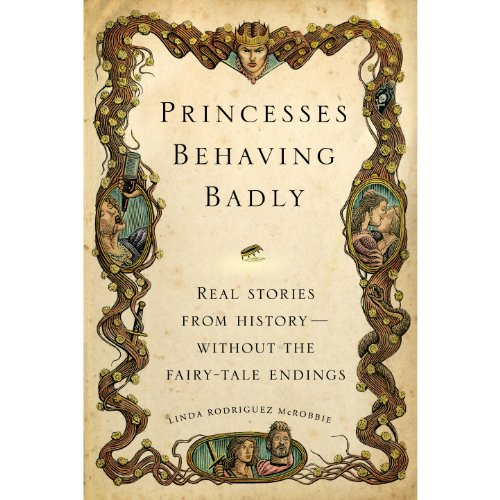 Princesses Behaving Badly audiobook cover art