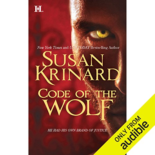 Code of the Wolf audiobook cover art
