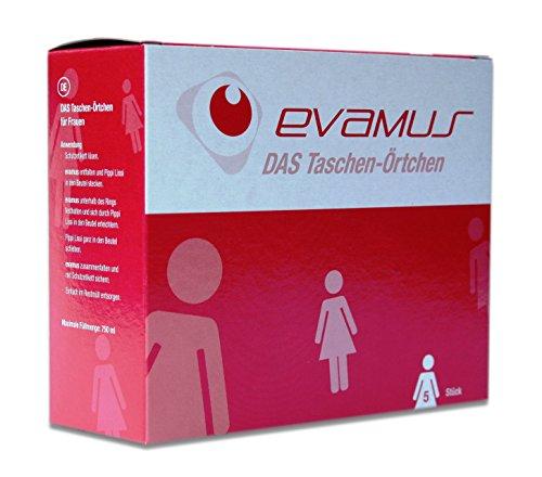 EVAMUS Evamus - 5 Stück, Taschen Bild