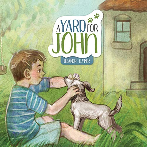 A Yard for John audiobook cover art