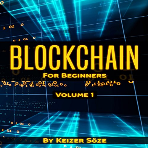 Blockchain for Beginners, Volume 1 cover art