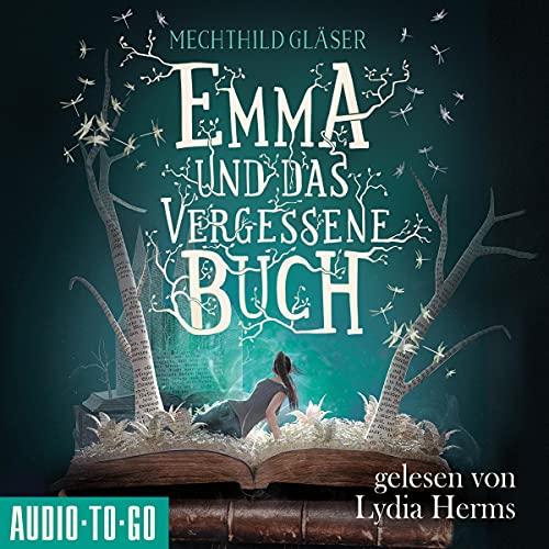 Emma und das vergessene Buch Titelbild