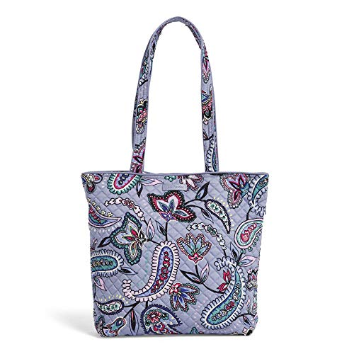 Vera Bradley Signature Cotton Tote Bag, Makani Paisley