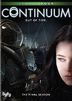 Continuum: Season Four [DVD] [Import]