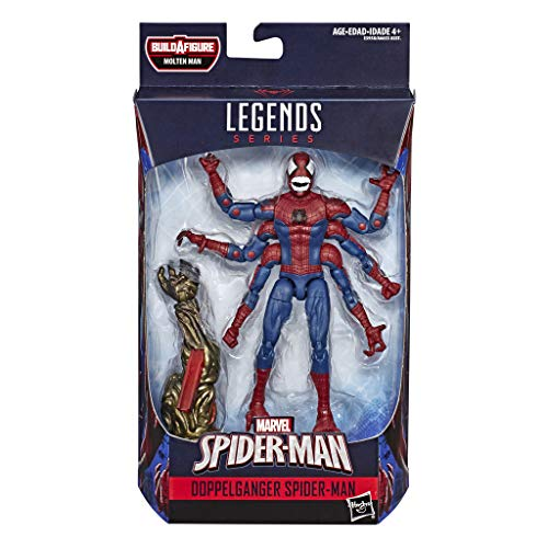 Spider-Man Infinite Legends (Hasbro E3958CB0) , color/modelo surtido