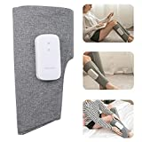 Lewpox Beine Massagegerät, Elektrisches Wadenmassagegerät,Atmungsaktiv,Wraps Design,Tragbar...