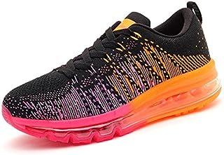 Xiang guan 时尚舒适韩版 柔软全掌气垫鞋 AIRMAX 跑步鞋 超轻 休闲鞋 运动鞋 旅游鞋 徒步鞋 慢跑鞋 女鞋