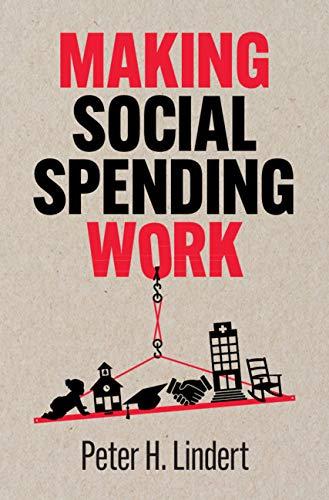 Making Social Spending Work (English Edition)