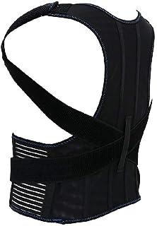Sponsored Ad - Adjustable Posture Corrector Anti-Humpback Correction Belt Shoulder Back Waist Brace Shoulder Back Stretch ...
