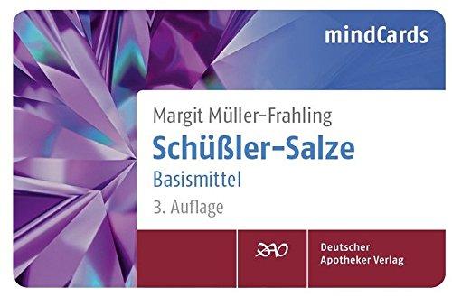 Schüßler-Salze Basismittel: mindCards