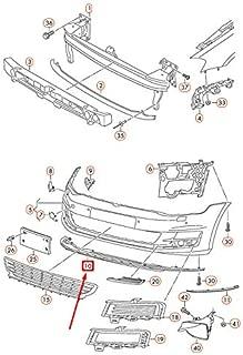 bagagliaio adatto per 7 E38. HKS026 spoiler per bagagliaio Listello posteriore spoiler portellone posteriore