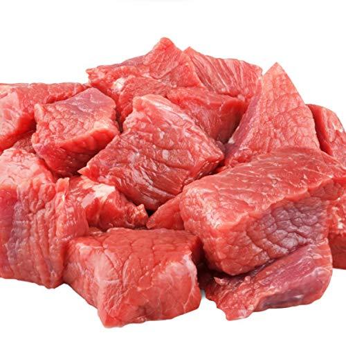 ハラル認証 山羊肉 マトン ダイスカット 冷凍 1kg / HALAL Mutton boneless CUT frozen 1kg