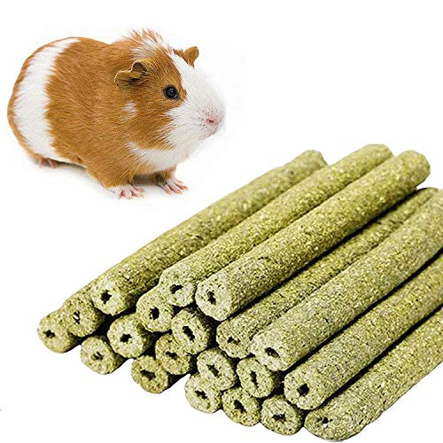 William Craft Timothy Hay Sticks for Guinea Pig...