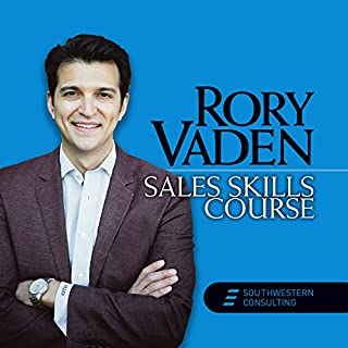 Sales Skills Course audiobook cover art