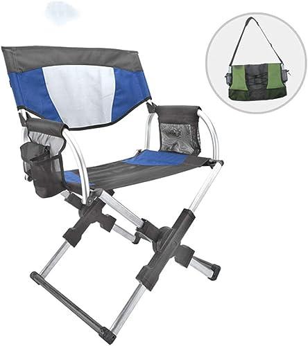 WYZBD Tabouret de Camping Pliant Chaise Chaise Magique Chaise extérieure en Aluminium léger Portable Chaise Pliante Chaise de Plage