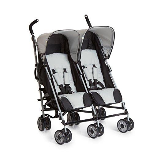 Coche de bebé Hauck Duo 139042 para gemelos