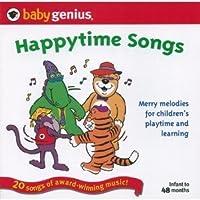 Happytime Songs by Baby Genius