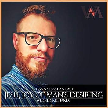 Herz und Mund und Tat und Leben, BWV 147: X. Jesu, Joy of Man's Desiring