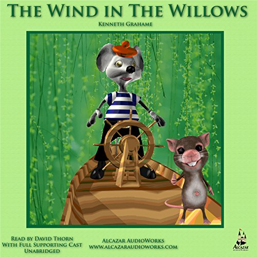 The Wind in the Willows Titelbild