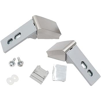 LIEBHERR 9590180 Kit reparation poignee Inox refregirateur congelateur CBNES